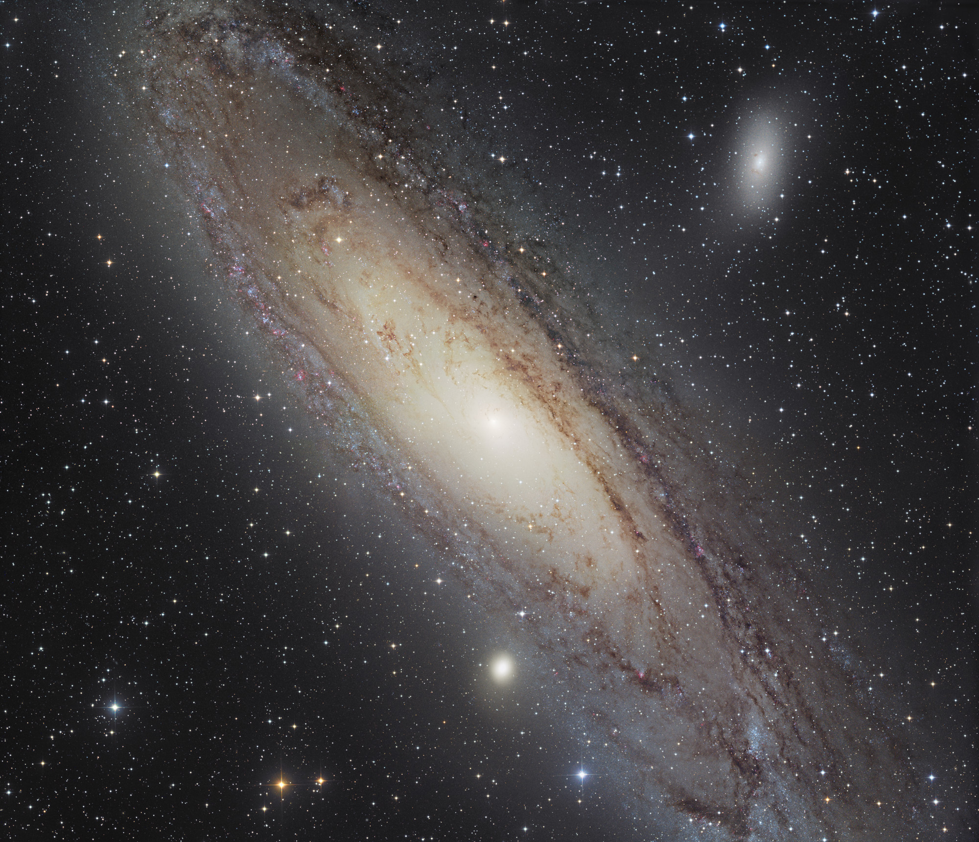 andromeda galaxy distance from - photo #26