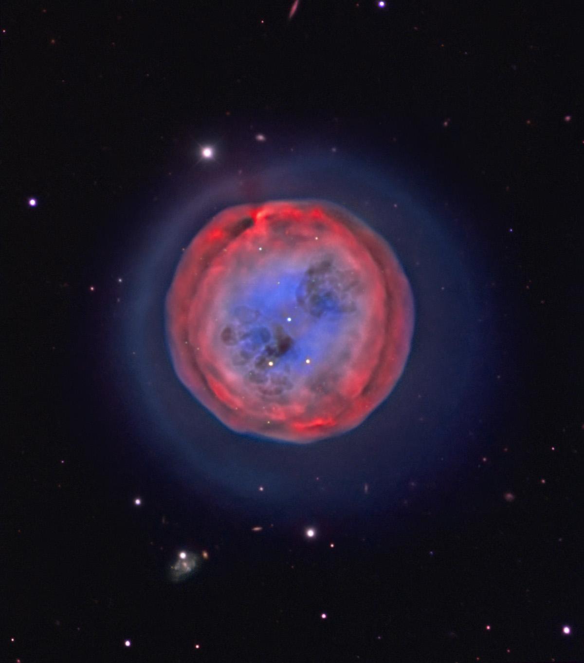 owl nebula ursa major - photo #6